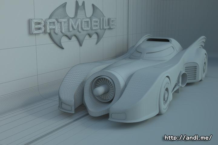 バットモービル