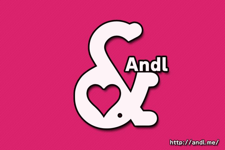 Andlショップロゴ