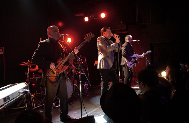 Secret Affair Japan tour 2011