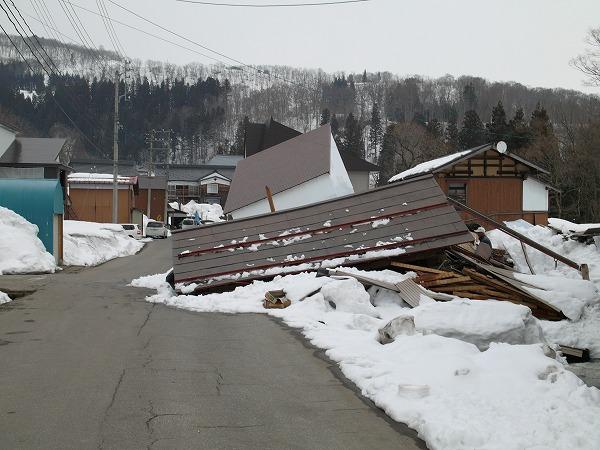 栄村大地震