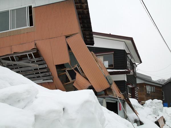 長野・栄村地震