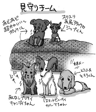 チワワ ちわわ 漫画 犬 マンガ いらすと イラストレーター イラスト オフ ネット 犬 吠える