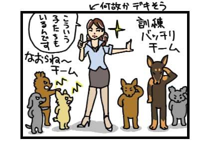 チワワ Chihuahua 犬 吠える ガウリン 福 吠 漫画 イラスト 絵 犬の漫画 犬漫画 manga Cartoon トレーナー