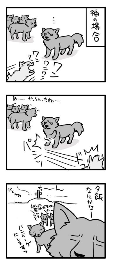 もしも 福 オオカミ チワワ Chihuahua