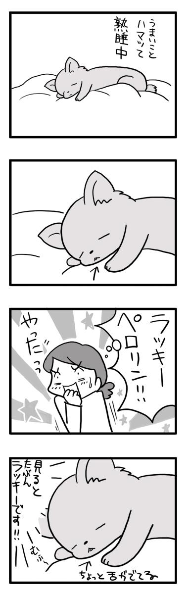 ラッキー ペロリン 福 チワワ 漫画 マンガ