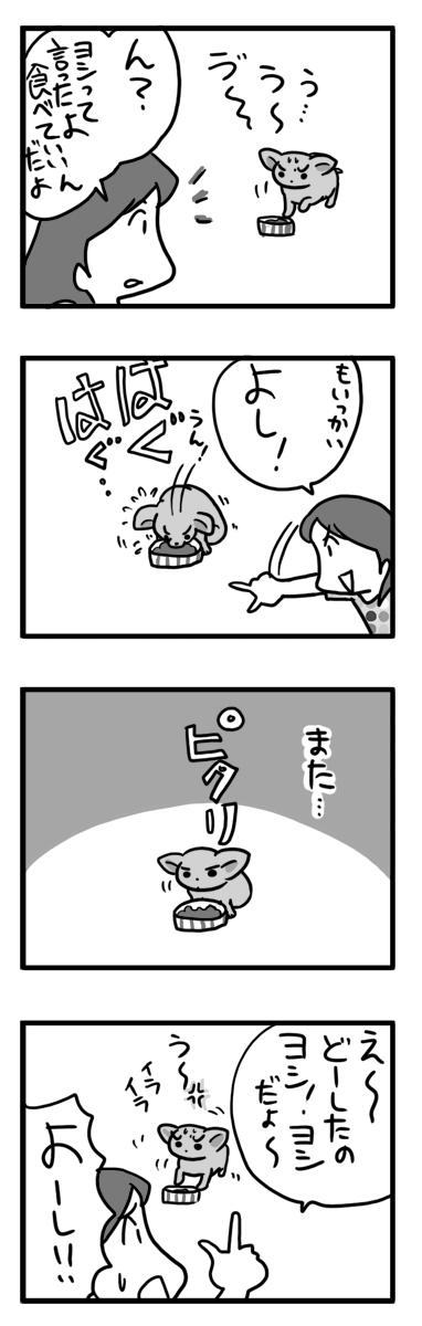 台風 気圧 チワワ 大雨 気候 変化 脳 犬 まんが マンガ 漫画