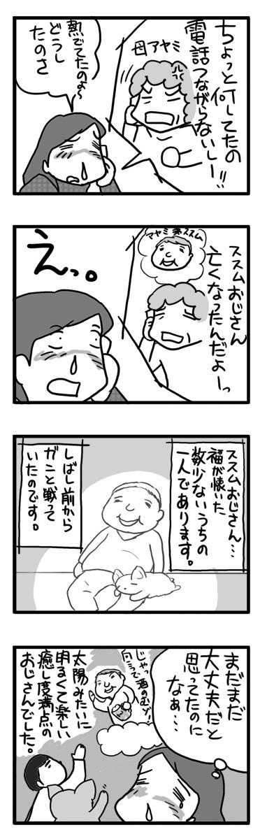 2016 年末 年始 大阪 身内 ガン 風 熱