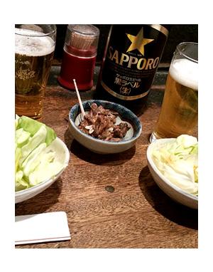 うなちゃん 国立 鰻 老舗 食べ ホッピー 美味
