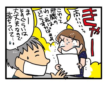 検査 犬 チワワ 福 結果 肝臓 数値 まんが 漫画