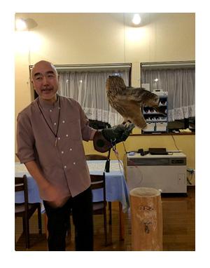 福島 オーベルジュ ふくろう フクロウ 犬 ペット わんこ 宿泊 宿 一緒 雪