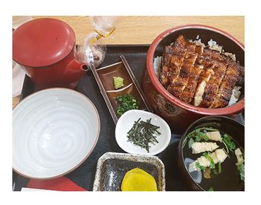 名古屋 ひつまぶし 令和 赤飯