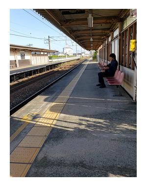 博多 福岡 食 旅 駅 太宰府 電車 とふろうみなみ 都府楼南 まんが 漫画 マンガ