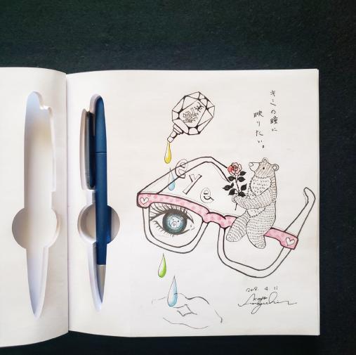 ホラグチカヨ kayohoraguchi イラスト