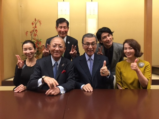2016,11,テレビ宮崎渡邉社長と会食.JPG