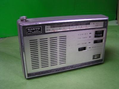 SANYO 8S-P25 カドニカラジオ