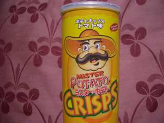 MISTER POTATO CRISPS 1