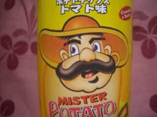MISTER POTATO CRISPS 2