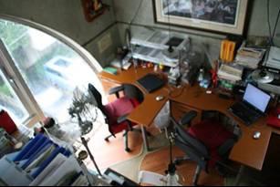 オフイス風景 1
