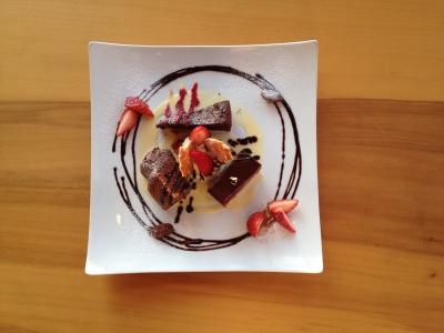 ♥バレンタイン♥自家製チョコレートケーキ