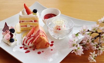 苺たちのデザートセット
