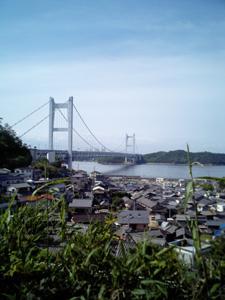 今日の瀬戸大橋