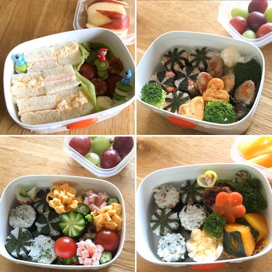 幼稚園児お弁当