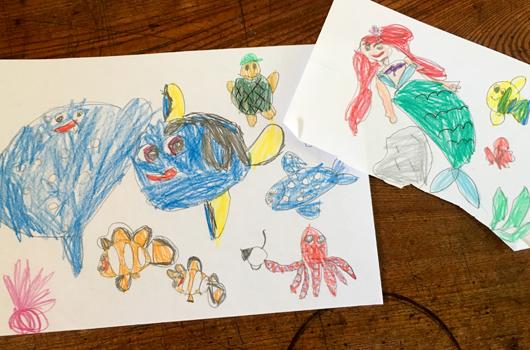 5歳児の趣味