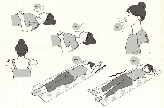 「寝入りが9割」の睡眠技術