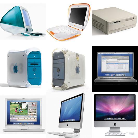 歴代Mac