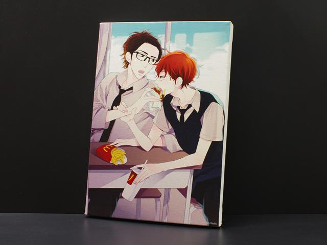 緒川先生アートボード