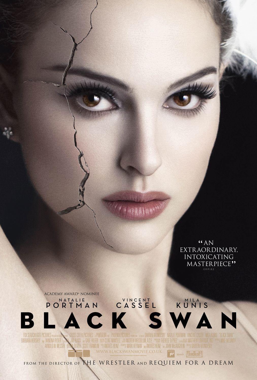 ダーレン・アロノフスキー監督のブラック・スワンという映画