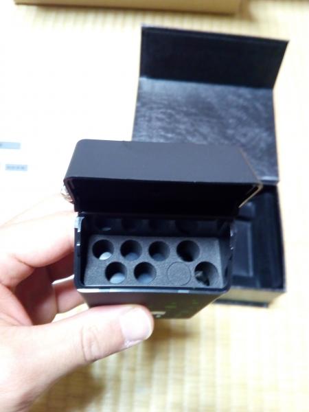 COOAU プルームテック 互換 バッテリー