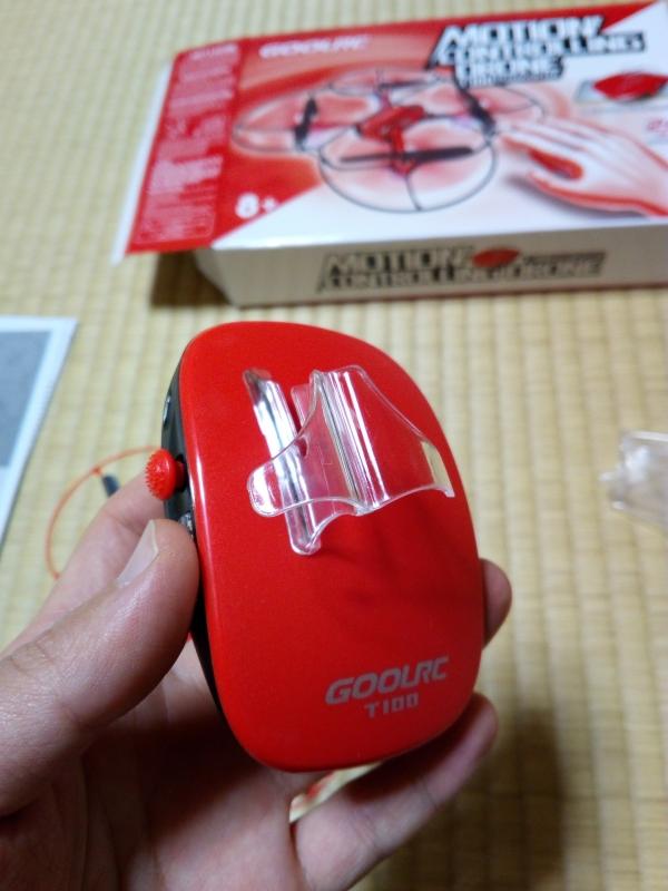 GoolRC T100 2.4GHドローン