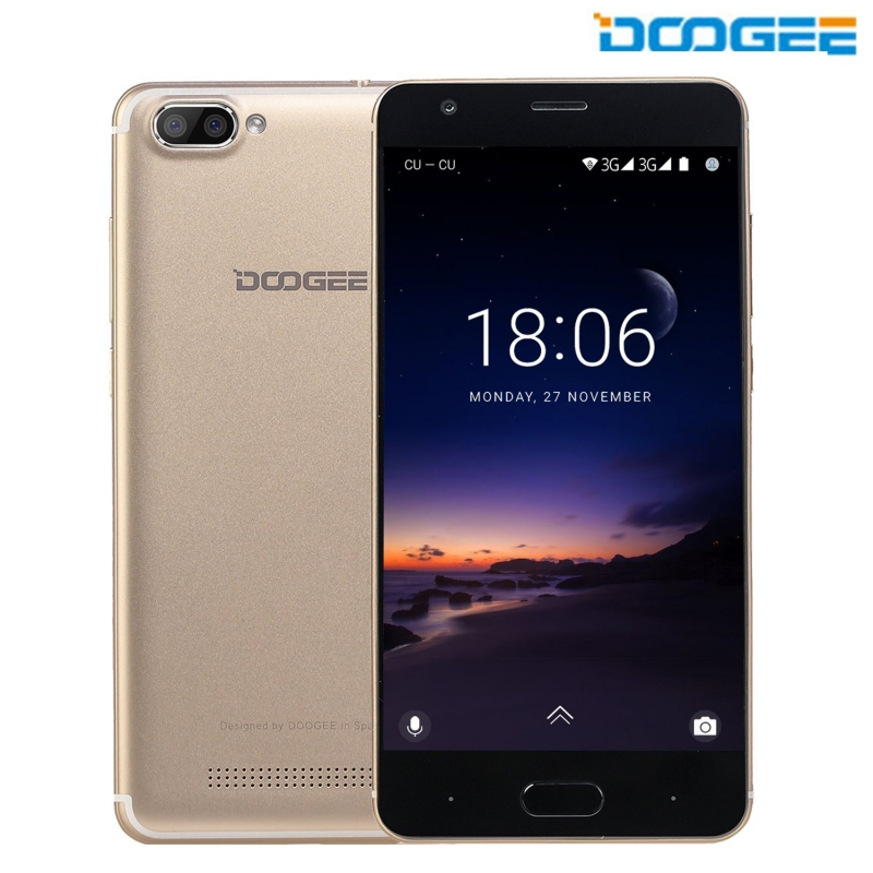 DOOGEE X20 SIMフリースマートフォン