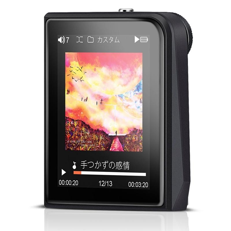 H50 AGPTEK HIFI 高音質 デジタルオーディオプレーヤー