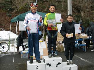 西川さんMTB準優勝!