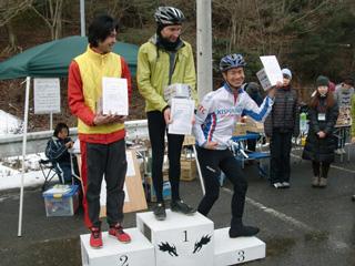 河合、ロード男子3位入賞!