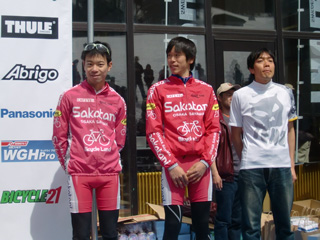 カワタさん4位入賞!ハライさん5位入賞!