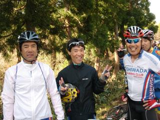 奥井さん、井原さん、西川さん