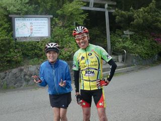 西川さんとパチリ!