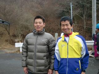 小野さんと一緒にパチリ