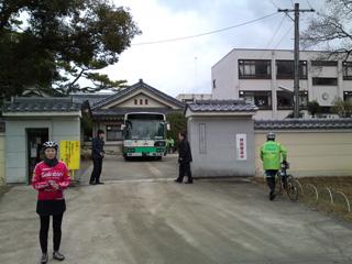 会場の鼓阪(つざか)小学校
