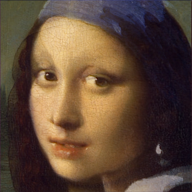 Mona Lisa + Girl with pearl earring