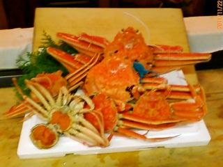 蟹(香住港)