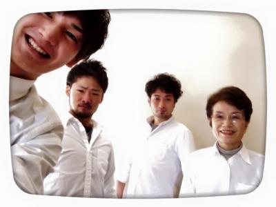 白シャツかぶり