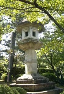 知恩院石灯籠
