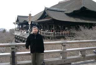 京都東山(清水寺)