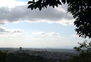 富田林市の展望