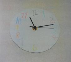 プレゼントの時計