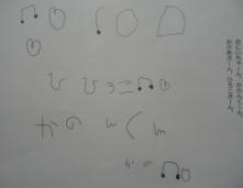 音符とハート